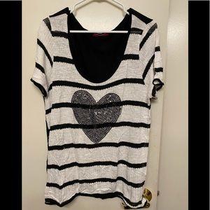 Julie's closet women's blouse size 2x